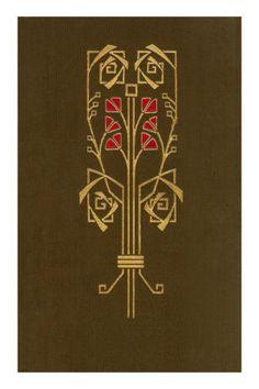 Art Deco Motif Premium Poster