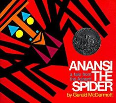 Anansi the Spider by Gerald McDermott. In trying to determine which of his six sons to reward for saving his life, Anansi the Spider is responsible for placing the moon in the sky. Music Lessons, Art Lessons, Trickster Tales, African Art Projects, African Art For Kids, African Crafts, Music Classroom, Classroom Ideas, Elementary Music