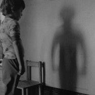 Brady Looking at his Shadow, 1991