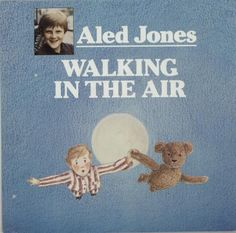 """Aled Jones A Winter Story + Walking In The Air 1986 UK 12"""" vinyl 12ALED1/2: ALED JONES A Winter Story (1986 UK 7 vinyl single also…"""