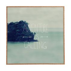 Adventure is calling. #wallart #tillys #home #decor