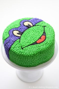 While writing my book a couple of years ago, I was recipe testing for a Keroppi shaped cake , which I ended up bringing to a get-together ...