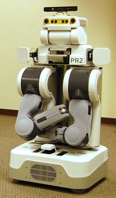 RFID Technology Allows Robots To Search For Household Objects