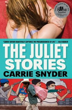 A fantastic book of linked stories which follow Juliet from her childhood in Nicaragua to her adulthood in Canada. One of my favourite books!
