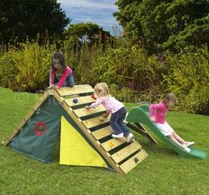 Wicken Toys: PLUM MY FIRST WOODEN PLAY CENTRE - ONLY £229 - Outdoor Play Equipment