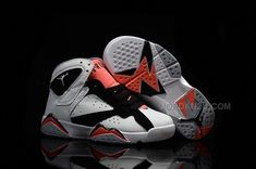 new arrival 5720d 6d1b2 Buy New 2016 Nike Air Jordan 7 Retro GS White Black Red Sneakers Kids  Basketball Shoes from Reliable New 2016 Nike Air Jordan 7 Retro GS White Black  Red ...