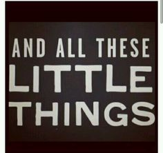 Day 3 favorite One Direction Song: It definatly has to be Little Thingsss <3