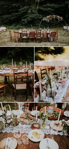 Loving every piece of this cozy wedding reception | Image by Catherine Coons