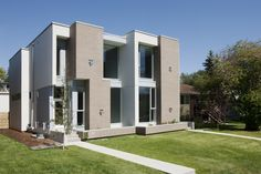 Duplex Apartment Design Exterior exterior of the hannon richards 31st avenue duplex located in