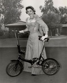 Katakura Silk Porta-Cycle folding bike