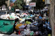 Lebanon, the Country that has Turned into a Garbage Dump