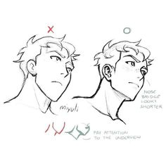 "Manga Drawing Tips - ""Our next feature artist/tutorial for Drawing Techniques, Drawing Tips, Drawing Sketches, Cool Drawings, Sketching, Manga Drawing, Drawing Ideas, Drawing Stuff, Face Drawing Tutorials"