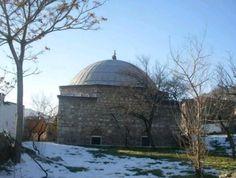 Hazinedar mosque-Constructive: Seljuk Hazinedarı Necibüddin Mustafa-Year built: 1274-Karacalar neighborhood-Sivrihisar-Eskişehir