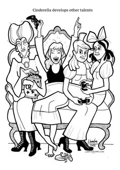 'Super Strong Princesses' Coloring Book Shows Little Girls How High They Can Aim