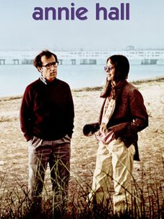 """Love is too weak a word for what I feel. I lurve you."" —Annie Hall"
