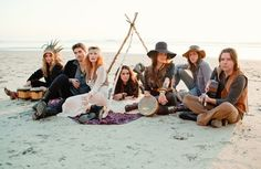 @Lauren Baker I've found your solution--a bohemian beach wedding! Do you think gmother will attend?