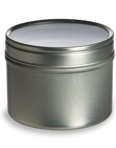 Specialty Bottle - 4 oz Deep Tin Container with Clear Top Cover, $0.90 (https://www.specialtybottle.com/metal-tin-containers/clear-top-window/4oz-tct4)