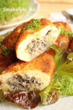 Discover recipes, home ideas, style inspiration and other ideas to try. Carne, Kitchen Recipes, Cooking Recipes, Good Food, Yummy Food, Polish Recipes, Potato Dishes, Dinner Dishes, Food Inspiration