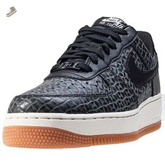 the best attitude 41d07 21dbc Nike Air Force 1 07 Premium Womens Trainers Black Gum - 7 UK - Nike  sneakers for women (*Amazon Partner-Link)