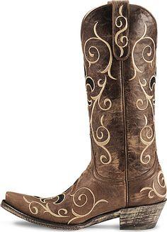 Corral Vintage Studded Cowboy Boots | Cowboy Boots | Pinterest ...