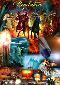 VIDEO (6)REVELATION 13, 14 & 15 ~ Click on pic to learn!