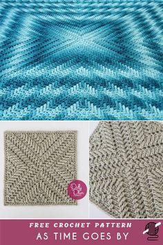 Crochet granny square pattern basic yarns new ideas Crochet Baby Blanket Sizes, Crochet Bedspread Pattern, Crochet Squares Afghan, Granny Square Crochet Pattern, Afghan Crochet Patterns, Crochet Motif, Knit Crochet, Free Crochet Square, Crochet Blankets