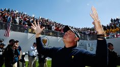 cool Fred Couples dishes on Tiger Woods, the Ryder Cup, St. Andrews