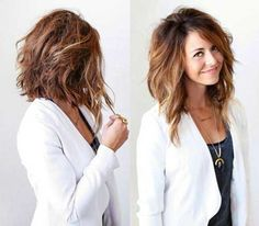 20+ Cute Long Bob Haircuts | Bob Hairstyles 2015 - Short Hairstyles for Women