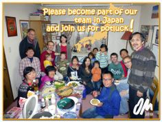 Do you have a passion for evangelism? Are you interested in immersing yourself in a new culture and learning a new language? OM Japan is looking for a church worker and evangelist to join their team!     www.om.org