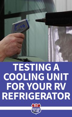 A common problem with RV refrigerators is owner's running the refrigerator while the RV is uneven. This condition traps the heated liquid in pockets inside the cooling unit rather than allowing it to flow by gravity back to the boiler assembly. If the unit runs for a period of time in this condition, the liquid will start to flake and become blocked resulting in insufficient cooling even during level operation.