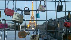 Kilitlerin ardında Paris- Benim gözümden