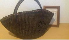 Doily with Marche Bag