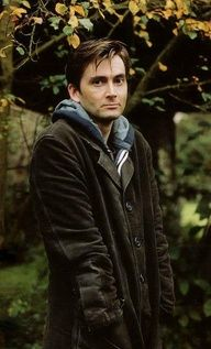 :) David Tennant. Could he BE any cuter??