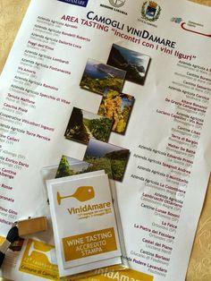 L'angolo del gusto: Camogli suggestivo scenario per VinidAmare 2015