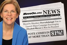 Warren's fight against economic inequality has helped drive the presidential debate.