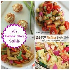 65+ Labor Day Salad Recipes