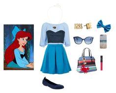 """Ariel date night"" by misstiffiniemae ❤ liked on Polyvore"