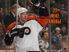 Welcome back Knuble!