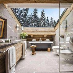 Home Interior Layout Bathroom Inspiration : vivid.Home Interior Layout Bathroom Inspiration : vivid. Container Home Designs, Dream Bathrooms, Beautiful Bathrooms, Mid Century Bathroom, Bathroom Interior Design, Bathroom Inspiration, Interior Inspiration, My Dream Home, Dream Homes