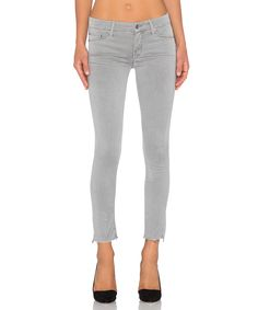 MOTHER The Looker Ankle Fray A Run In The Park Denim Jeans'. #mother #cloth #jeans