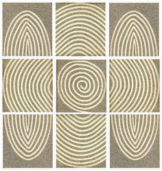 Linogravures de Jean-Marc Fauconnier: - 3 Gravures de 2007 / Les grandes carrées