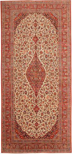 Antique Kashan Persian Rug 43580 Main Image - By Nazmiyal