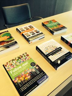 Aktuelle Fachbücher wurden freundlicherweise von Galileo Press zur Verfügung gestellt und unter den Teilnehmern verlost. #SMDAC13 #Aachen