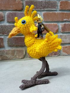Kwehhh!? Chocobos are one of my favourite parts of the Final Fantasy franchise, so without further ado, let's go to the races!