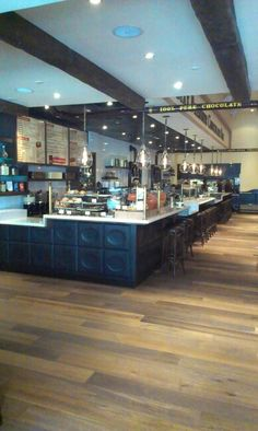 Newly renovated Max Brenner's Chocolate