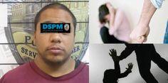 Remite DSPM ante el Ministerio Público a presunto agresor por agredir a su pareja en la colonia Chihuahua 2094 y ocasionar daños a su vivienda
