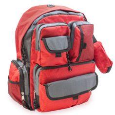 Emergency Backpack - Red