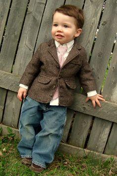 Precious church outfit