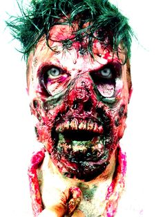 zombie costume fx prosthetic available at www.janedoefx.com