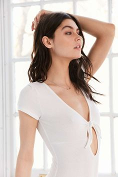 Out From Under Knotted For You Bodysuit - Urban Outfitters